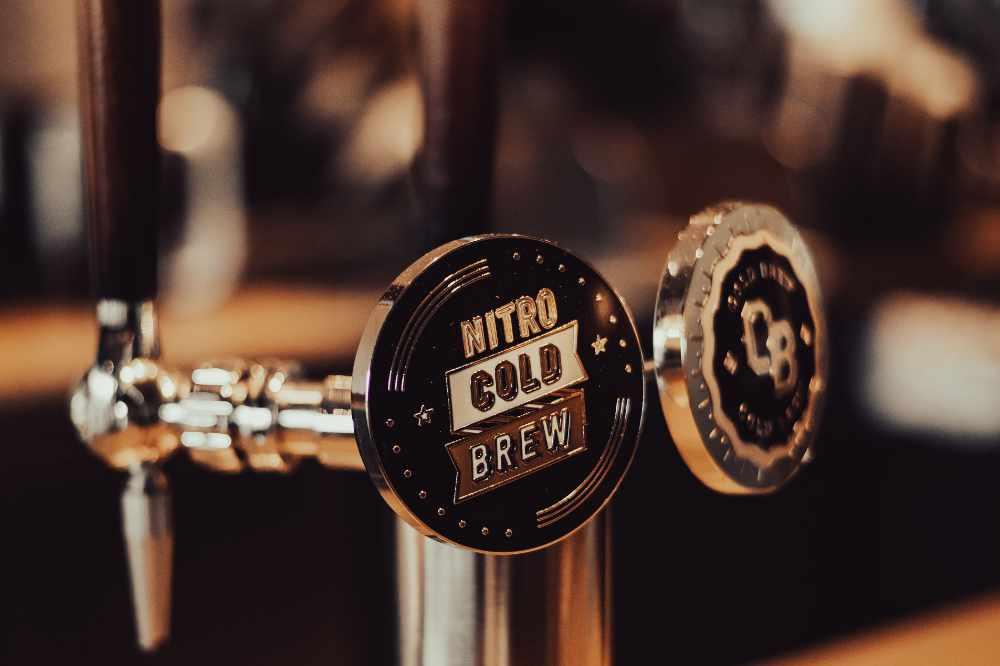 A Nitro Cold Brew Tap