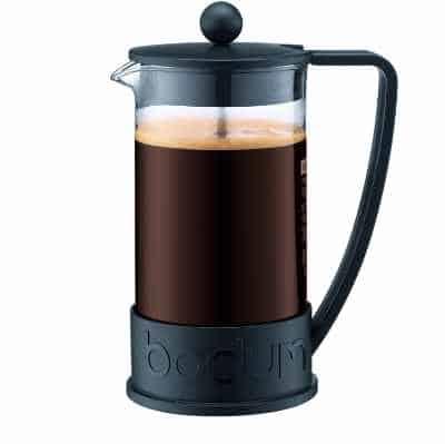 Bodum Brazil French Press Coffee and Tea Maker 34 Ounce Black