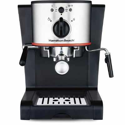 Hamilton Beach Espresso Machine 40792