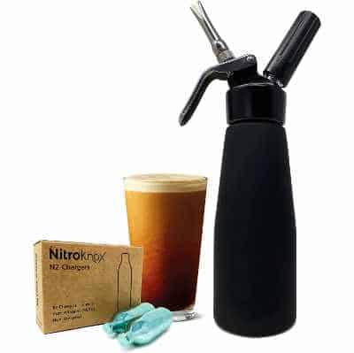 Nitro Cold Brew Coffee Kit by Nitroknox