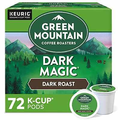 Green Mountain Coffee Roasters Dark Magic Single-Serve Keurig K-Cup Pods