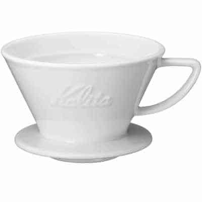 Kalita Wave White Ceramic
