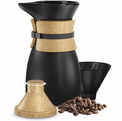 Platinum Brew Pour Over Coffee Maker