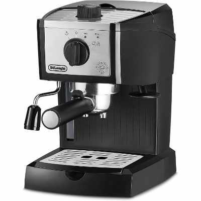 DeLonghi EC155M Manual Espresso Machine