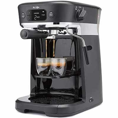 Mr. Coffee All-in-One Occasions Specialty Pods Coffee Maker