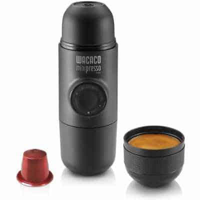 Wacaco Minipresso NS Portable Espresso Machine